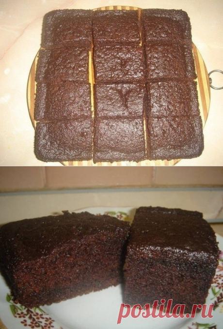 Как приготовить необычное пирожное - рецепт, ингредиенты и фотографии