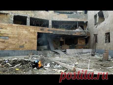 Удар по госпиталю Степанакерта    Эхо Карабаха
