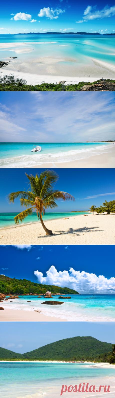 El rating de las mejores playas del mundo — 2015