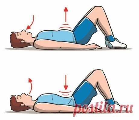 «Вакуум в животе» считается одним из самых эффективных упражнений для повышения тонуса внутренних поперечных мышц живота и придания ему плоской формы. Интересно, что это упражнение встречается так же и в йоге.  Благодаря этому упражнению всего за три недели можно существенно укрепить внутренние мышцы живота, что приведет к уменьшению объема талии и улучшению как формы пресса, который станет более плоским, так и фигуры в целом. Итак начнем...… читать дальше https://ok.ru/sportbro