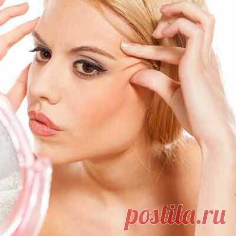 Даже очень дряблая кожа лица после этих процедур подтянется моментально! | Блог о секретах женской красоты | Яндекс Дзен