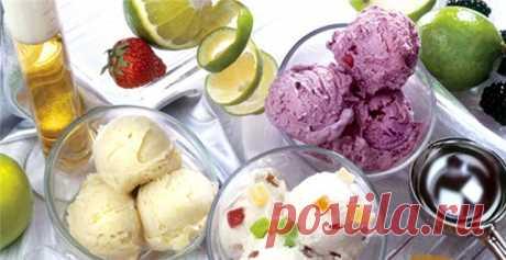 Готовим вкуснейшее домашнее мороженое   Делимся советами