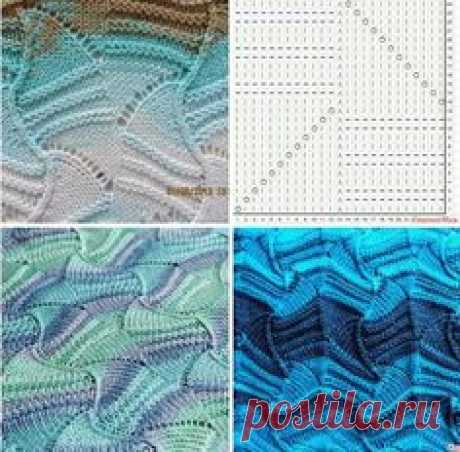 Missoni knit pattern [] #    Knittin