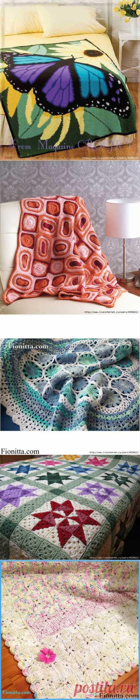 Пледы,покрывала,одеяла - вязание и шитье. | Записи в рубрике Пледы,покрывала,одеяла - вязание и шитье. | Дневник Лада_Германовна