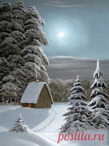 А время быстро так идёт, ещё чуть чуть, Зима придёт...