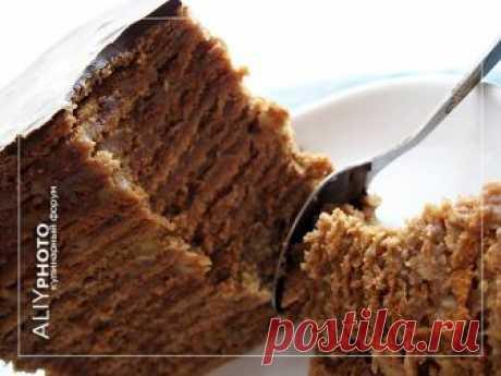 Ladies Whim cake (chocolate)