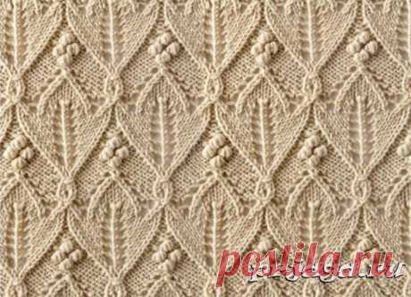 Узоры вязания спицами - Результаты из #180