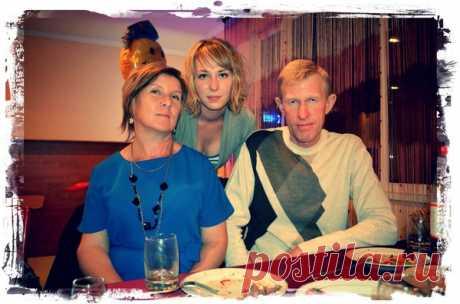 Борис и Ольга Ильины