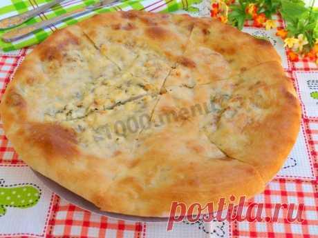 Хачапури с адыгейским сыром рецепт с фото - 1000.menu