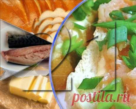 21 бутерброд: со скумбрией провесной (№2) | Рецепты старого дома | Яндекс Дзен