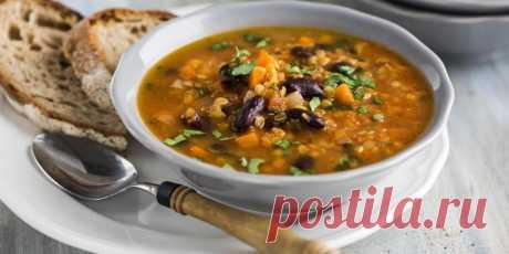 Суп из чечевицы с фасолью : Супы : Кулинария : Subscribe.Ru