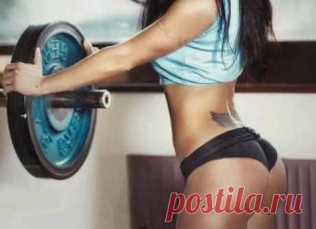 Идеальная попа и не только: 7 эффективных упражнений