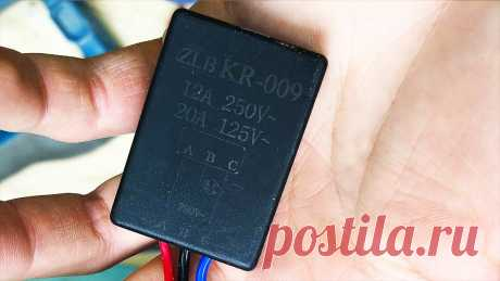 Как установить плавный пуск на любом электроинструменте   СДЕЛАЙ САМ   Пульс Mail.ru В этой статье я расскажу как поставить плавный пуск на любой электроинструмент