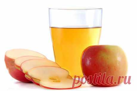 Яблочный уксус – польза и вред, лечение яблочным уксусом, как его пить?