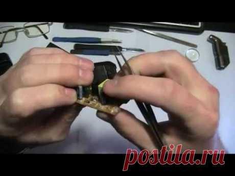 Переделка адаптеров и зарядных устройтсв на нужное напряжение