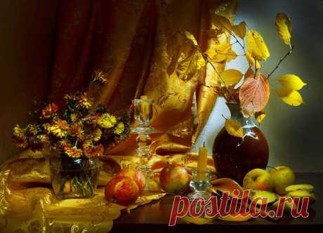 ksanta2011 — «Аромат осенних яблок...» на Яндекс.Фотках