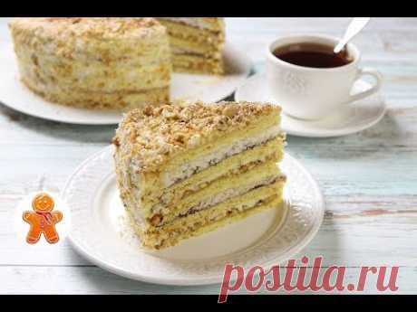 La torta de Stefaniya ✧ Stephanie Cake (English Subtitles)