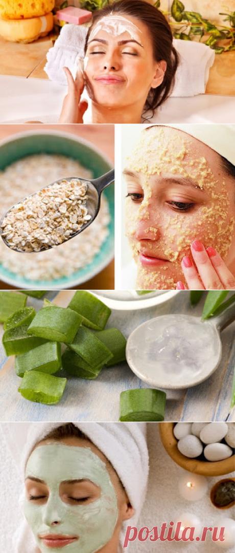 1001 полезный совет: Домашние маски для лица против морщин | Женские штучки | Постила