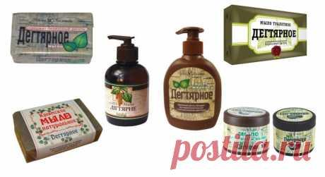 Как использовать дегтярное мыло с умом — Полезные советы