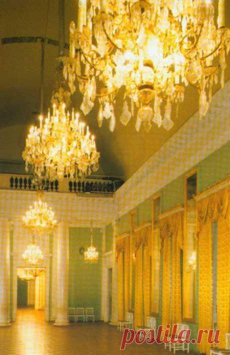 Anichkov Palace Salle de concert | Russian Palaces