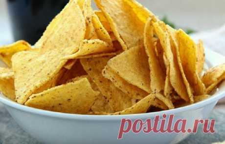 Странный картофель: как делают чипсы, и кто их придумал