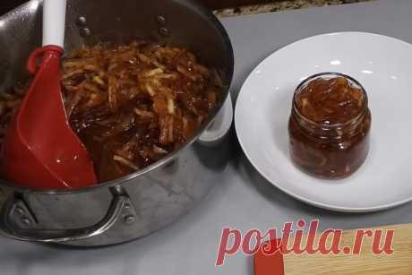 Домашнее яблочное варенье по проверенному рецепту