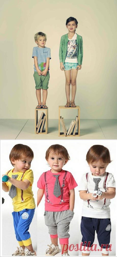 احدث ملابس الاطفال الصيفي 2020 , تيشيرتات اطفال 2020