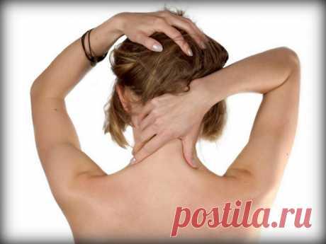 Расслабляющий массаж головы и шеи