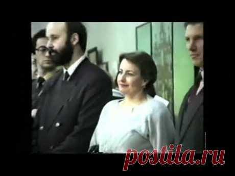 """ВЫСТАВКА ГРУППЫ """"АРЬЕРГАРД"""" В ЦДА // 1992"""