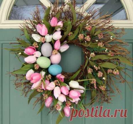 Easter venochka — HandMade