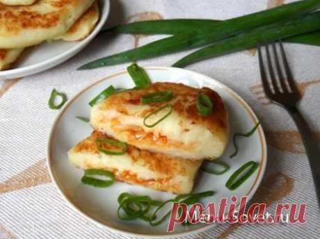 Как приготовить картофельные зразы с сыром