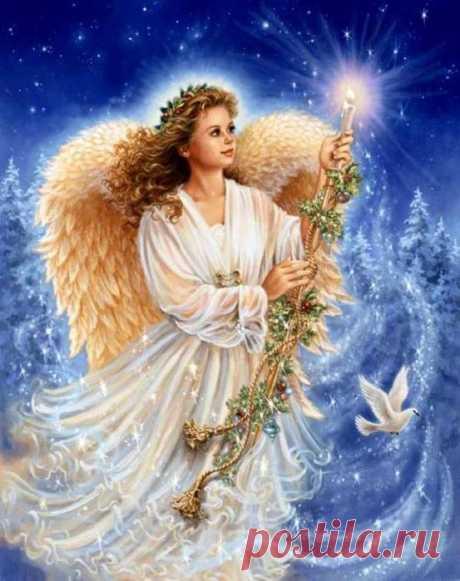 Ангел-хранитель предупреждает