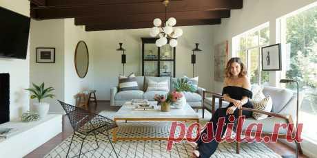 Невероятно красивый интерьер дома голливудской актрисы Софии Буш - Статьи - Великие комнаты - Homemania