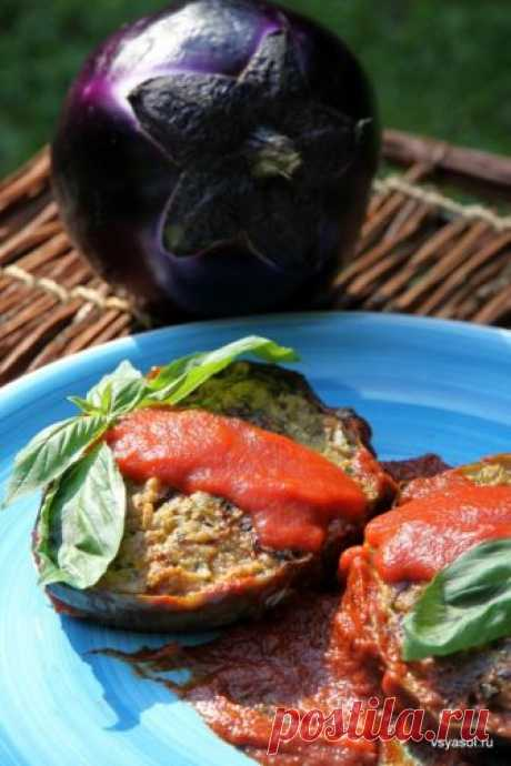 Фаршированные баклажаны из Чиленто – Вся Соль - кулинарный блог Ольги Баклановой