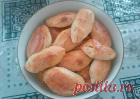 Печеные пирожки с яблоком из творожного теста Автор рецепта Мария Дедкова - Cookpad