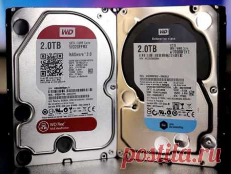 Comparison of hard drives 1 TB 2 TB 3 TB on brands and durability