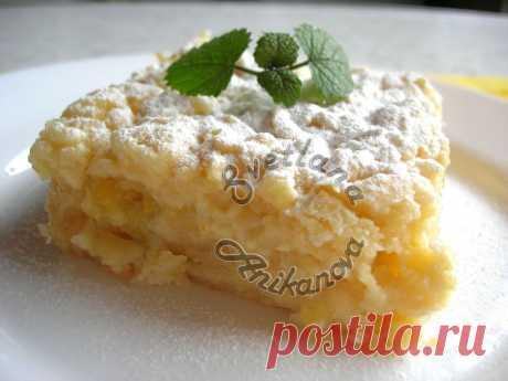 Лимонный торт по рецепту Ирины Аллегровой. Получается вкусным, ароматным, с насыщенным цитрусовым вкусом