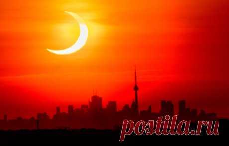 Солнечное затмение - фото 7 из 9