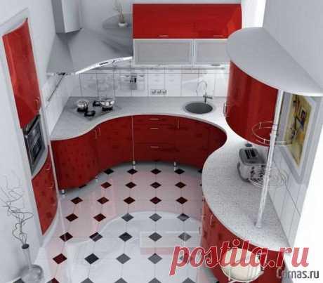 Дизайн кухни 6 кв.м фото. Лучшие варианты | Люблю Себя