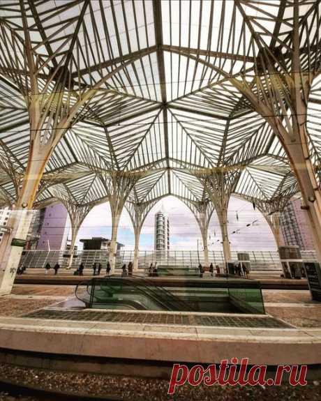 Gare do Oriente, Lisboa