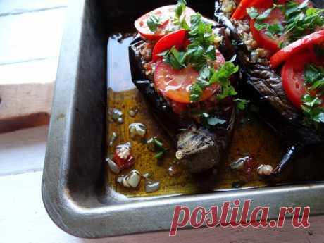 Баклажаны по-турецки – блюдо просто улёт (муж готов есть его хоть каждый день) - Пир во время езды