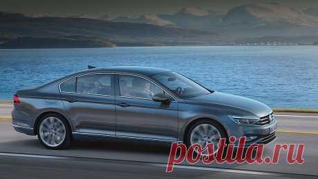Седан Volkswagen Passat оценён врублях после реформы Рестайлинг едва заметно сказалась на внешности: подправлены решётка, бамперы и светотехника. Передовые компоненты, для внедрения которых реформа и