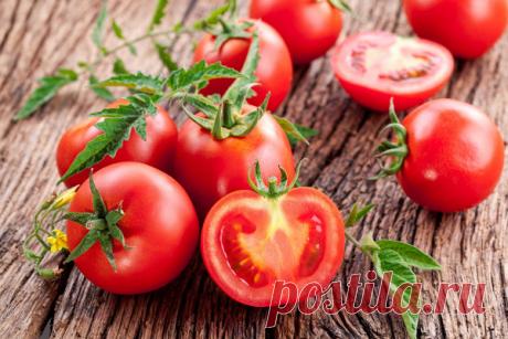 Почему опасно есть помидоры каждый день