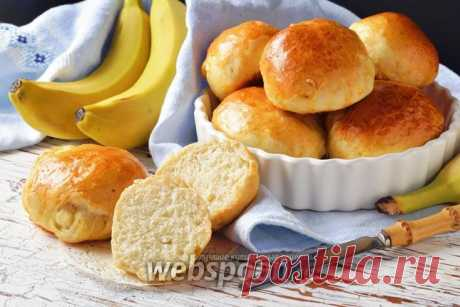 Banana rolls the recipe with a photo how to prepare on Webspoon.ru