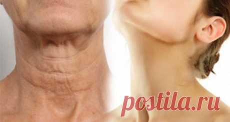 Простые способы о том, как заставить шею выглядеть моложе - это просто потрясающе - Советы для тебя