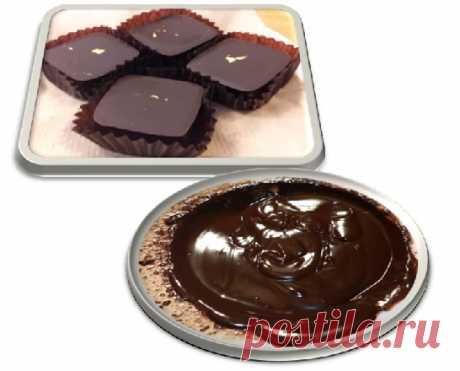 Pripremite domaću čokoladu