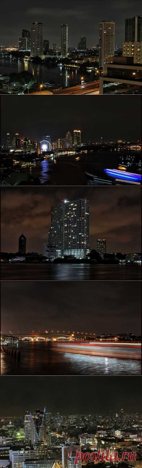 night_in_city: Немного Бангкока