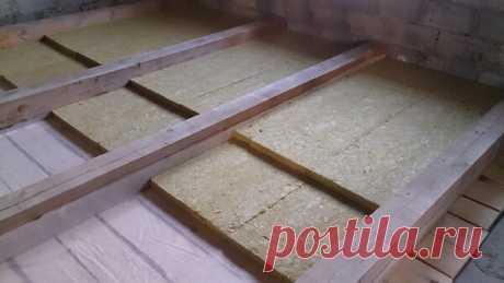 Как утеплить деревянный пол в загородном доме своими руками   Как улучшить фазенду   Яндекс Дзен