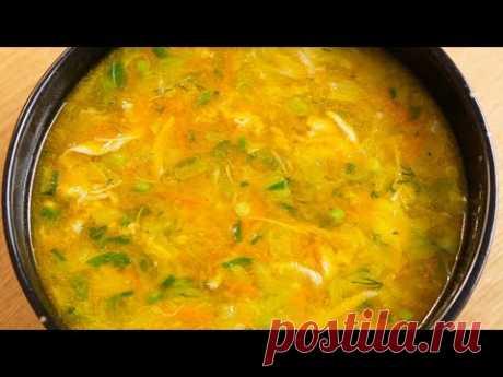 La sopa de la gallina. El ingrediente secreto de Manka.