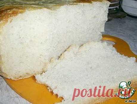 """Закваска для хлеба """"Вечная"""" - кулинарный рецепт"""